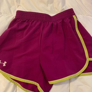Under Armour Shorts - 2 pairs of under armour shorts for price of 1